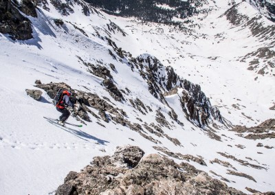 Centennial Peaks Project — photo : Scott Rickenberger